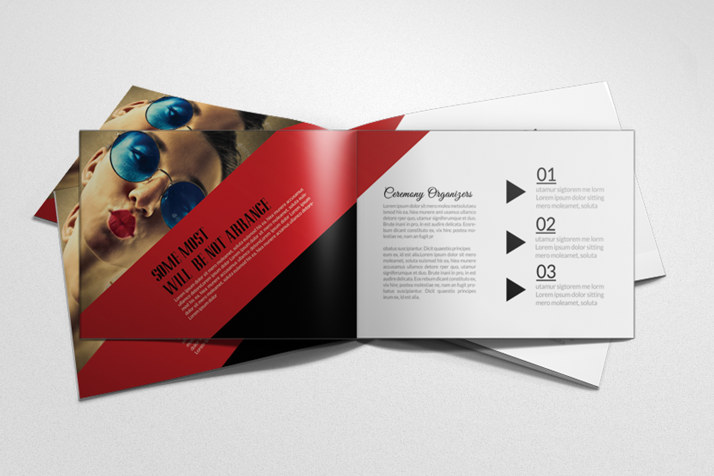 Fashion Promotion Bifold Brochure example image 3
