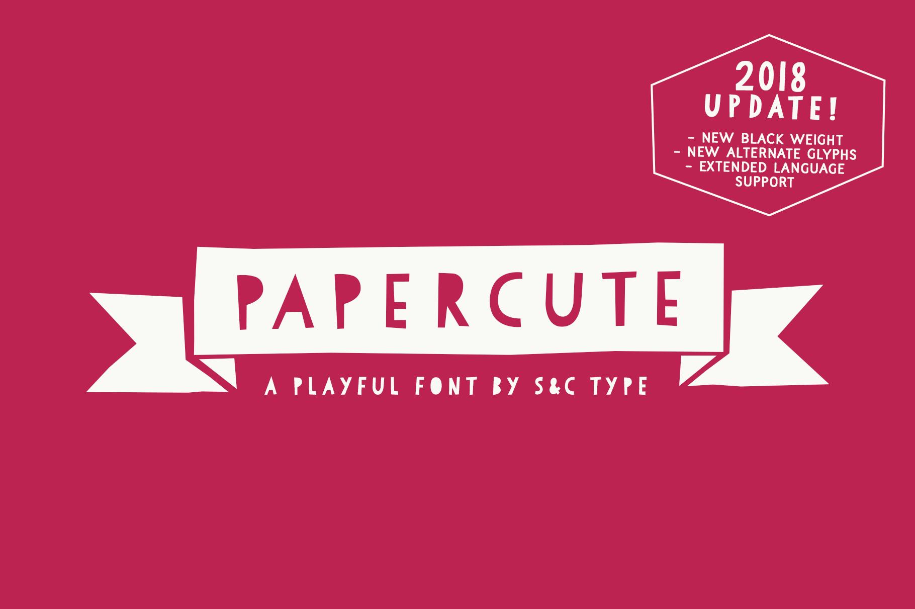 Papercute example image 1