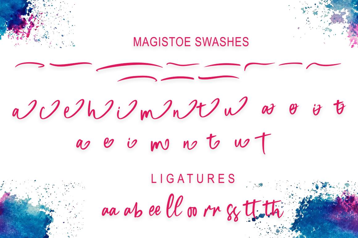 Magistoe script example image 9