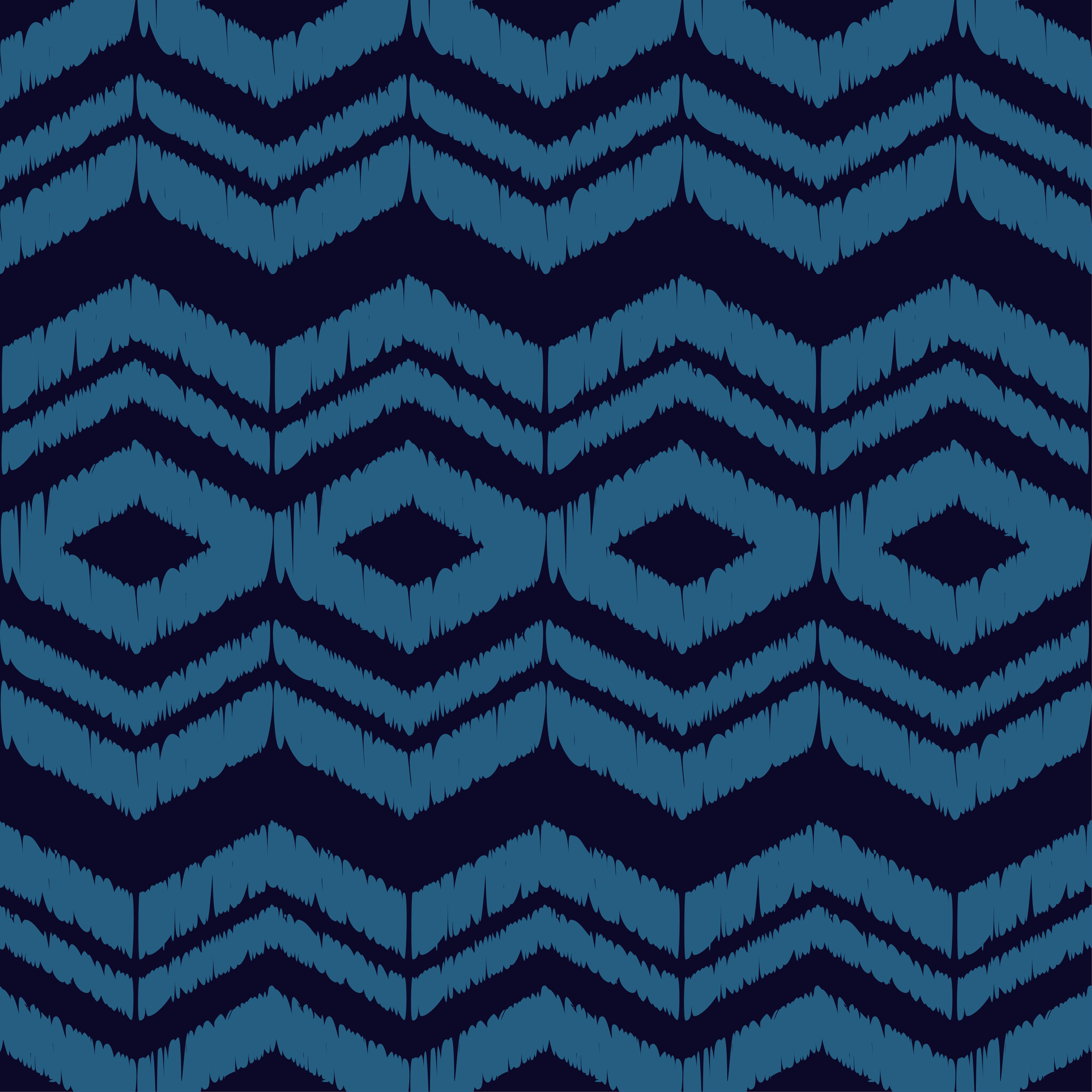 Set of 6 Ethnic boho seamless pattern.  example image 4