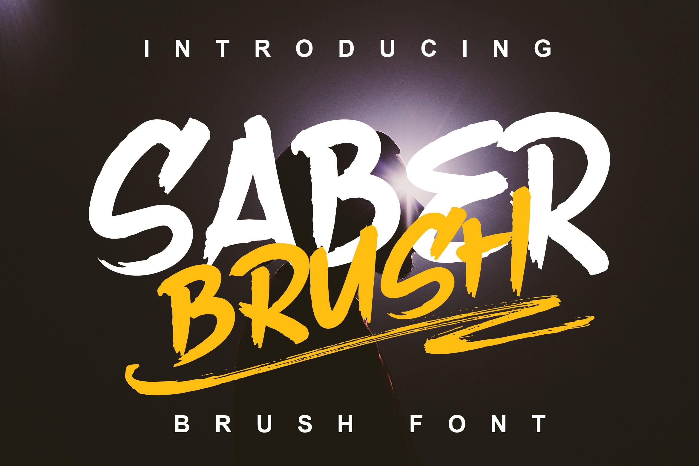 Saber Brush example image 1