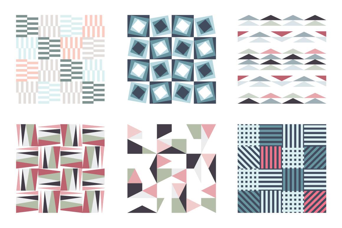 Geometric patterns example image 5