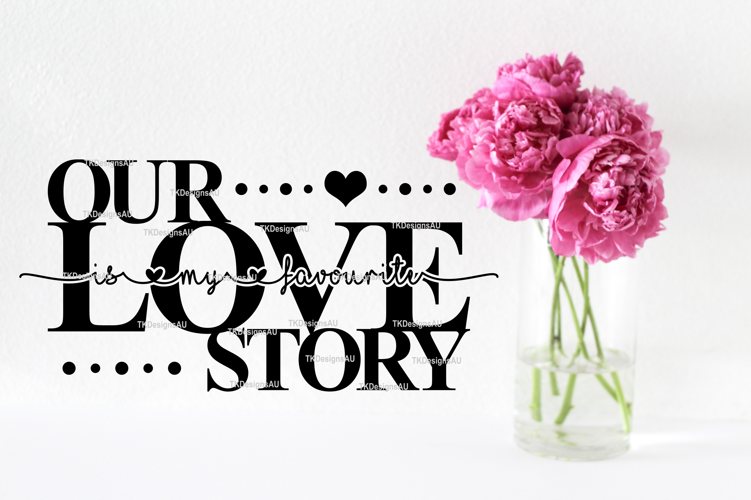 Download Our love story is my favourite SVG Love quote SVG