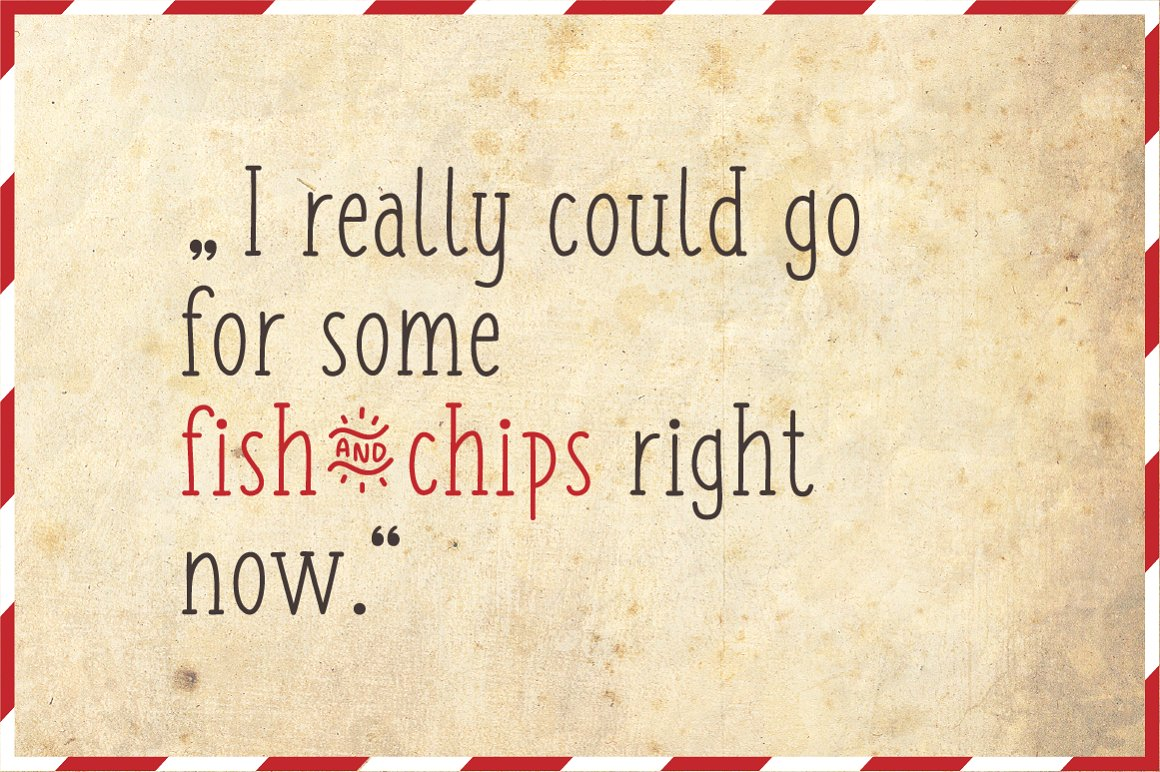 Fish and Chips Family example image 4