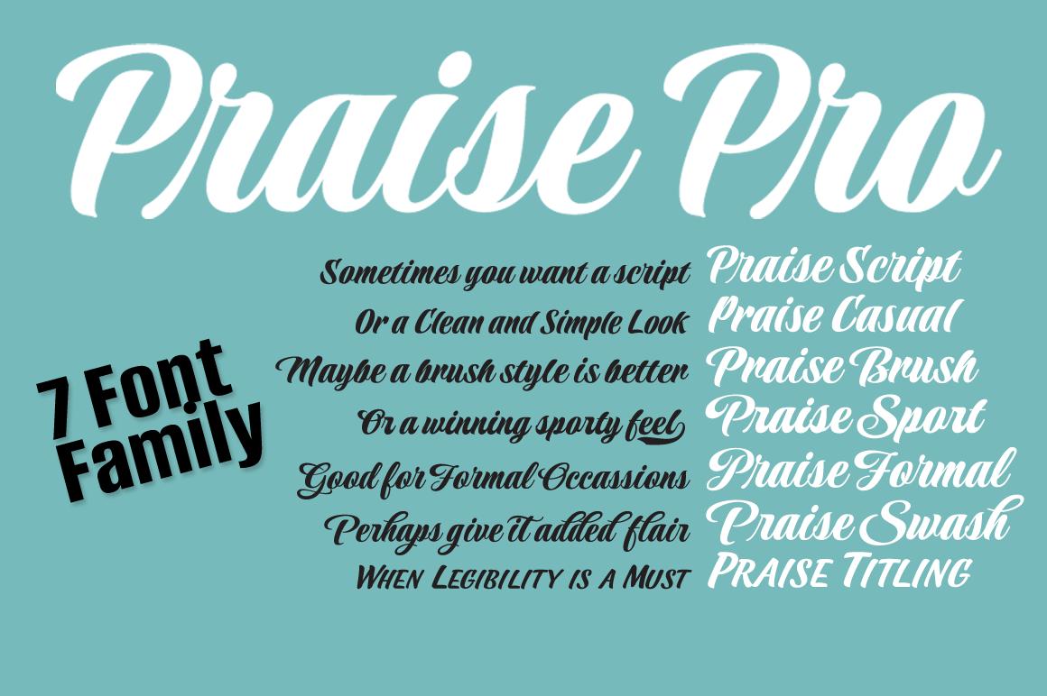 Praise Pro example image 2