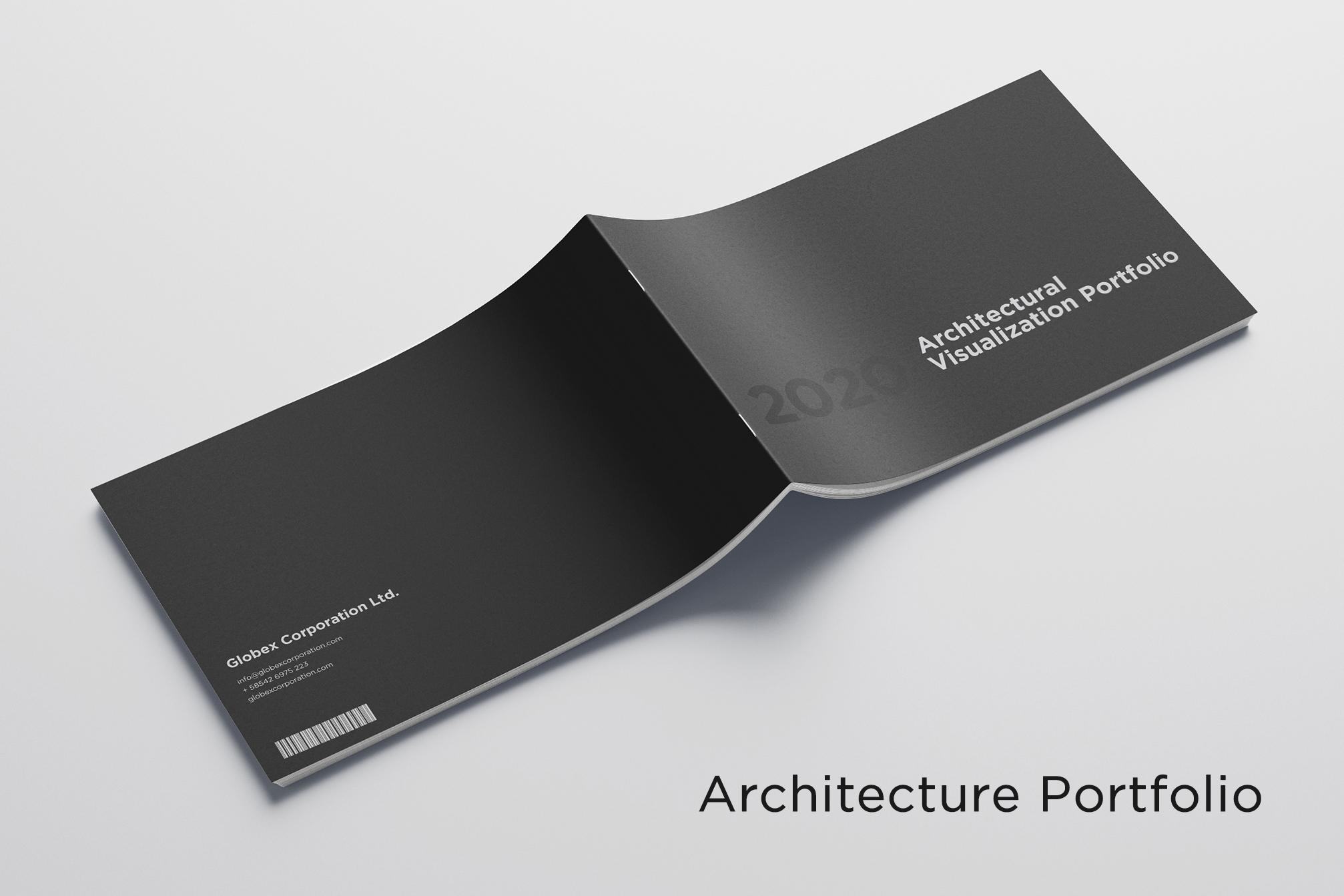 Architecture Portfolio example image 1