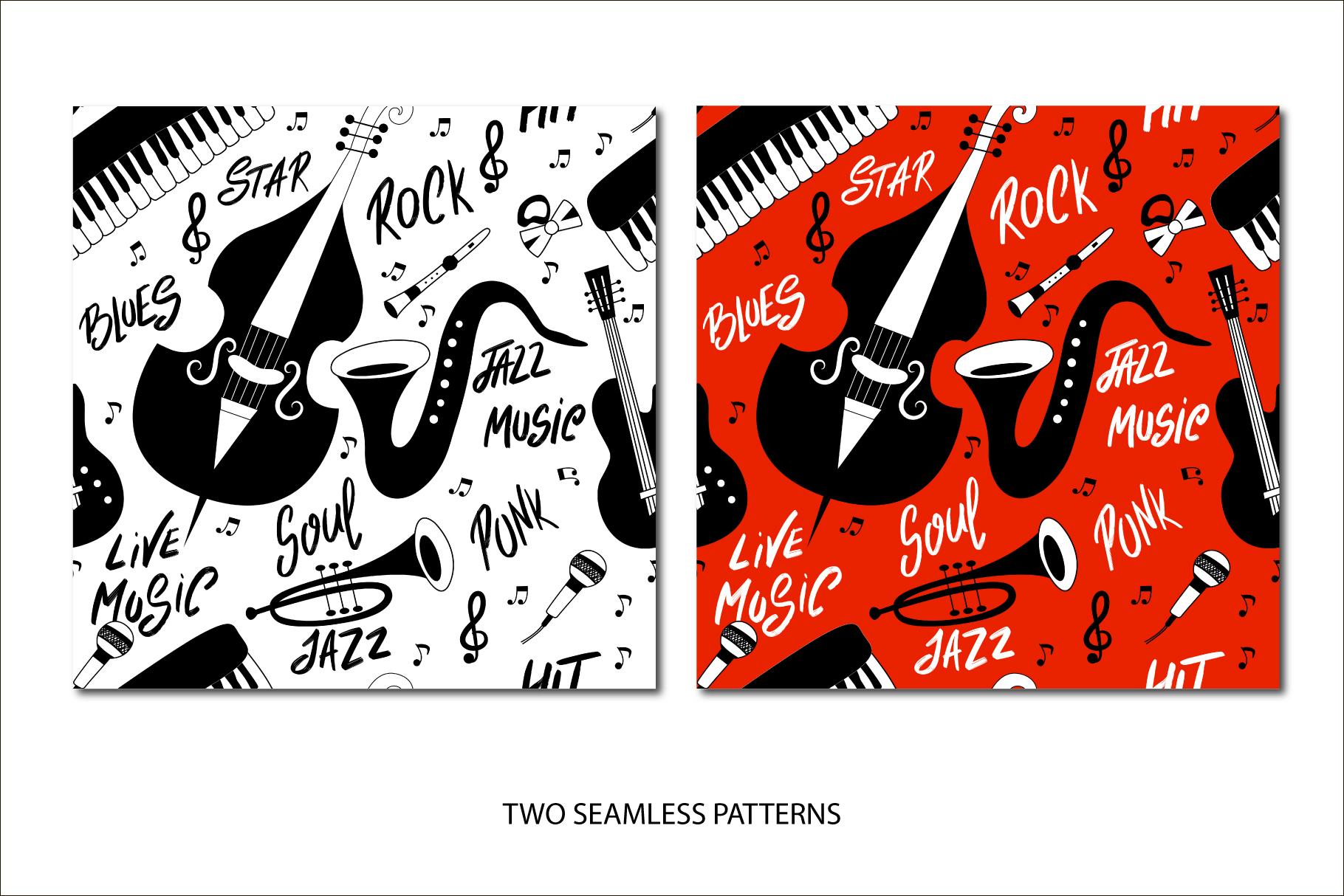 Modern jazz band example image 15