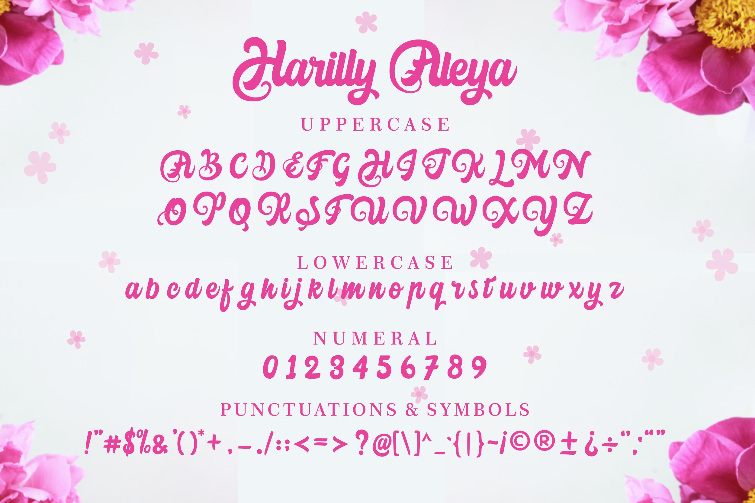 Harilly Aleya example image 5