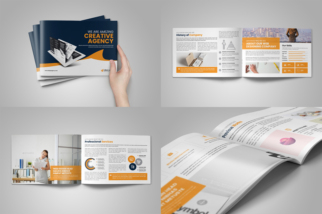 Portfolio Brochure Bundle example image 8