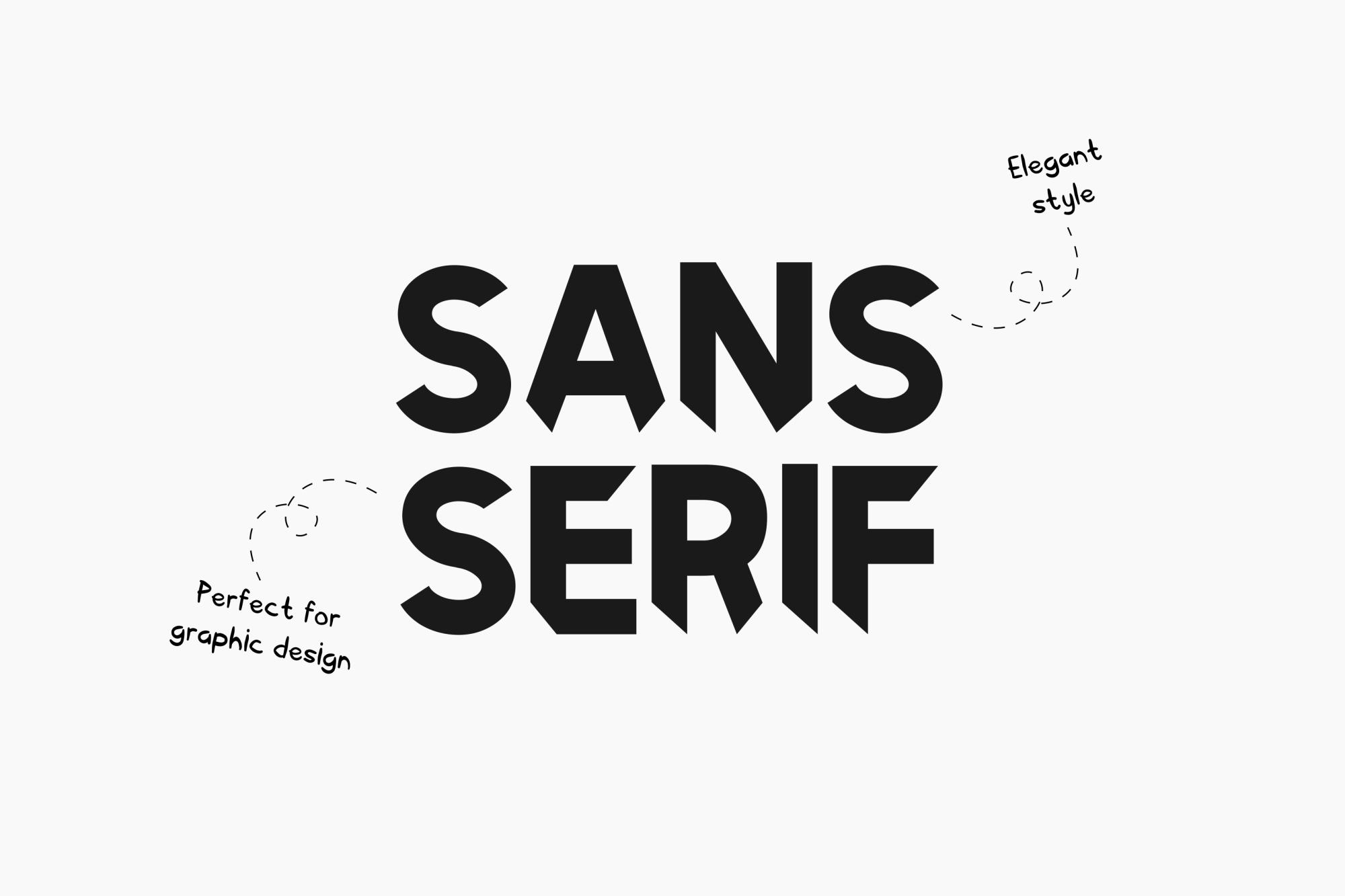 Newtype Typeface Font example image 2
