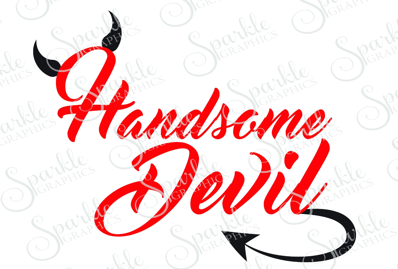 Handsome Devil Cut File Set Svg Eps Dxf Png 37476 Svgs Design Bundles