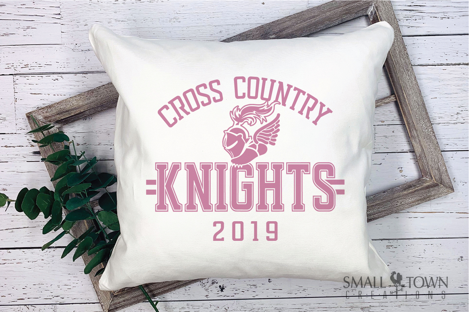 Knight Cross Country, Winged Shoe, PRINT, CUT & DESIGN example image 3