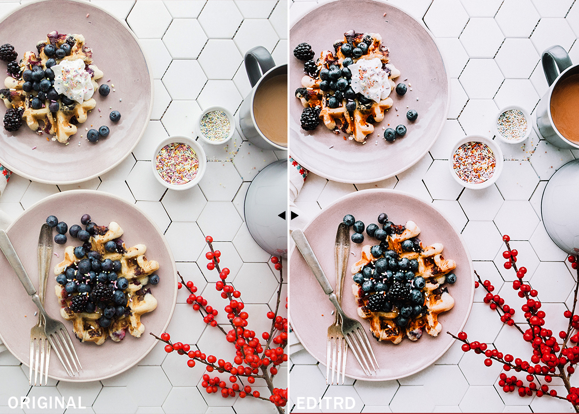 Food Blogger Lightroom Presets example image 8