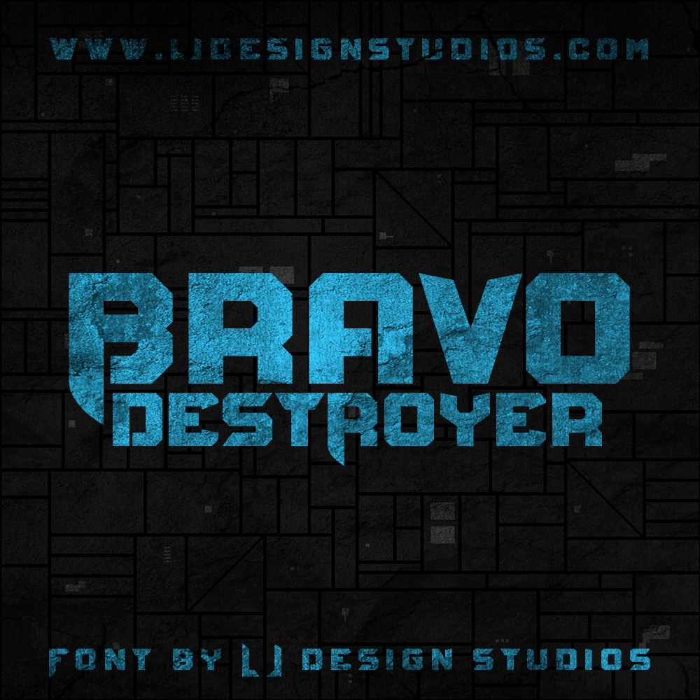 Bravo Destroyer example image 2