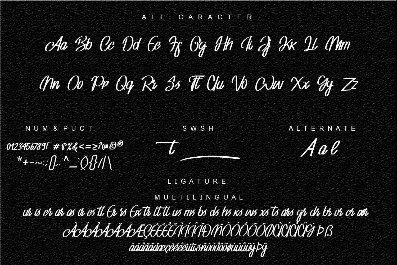 Adventure Typeface example image 5