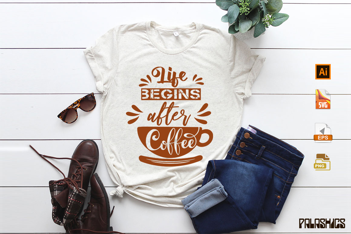 Coffee SVG one Quote 12 designs example image 12