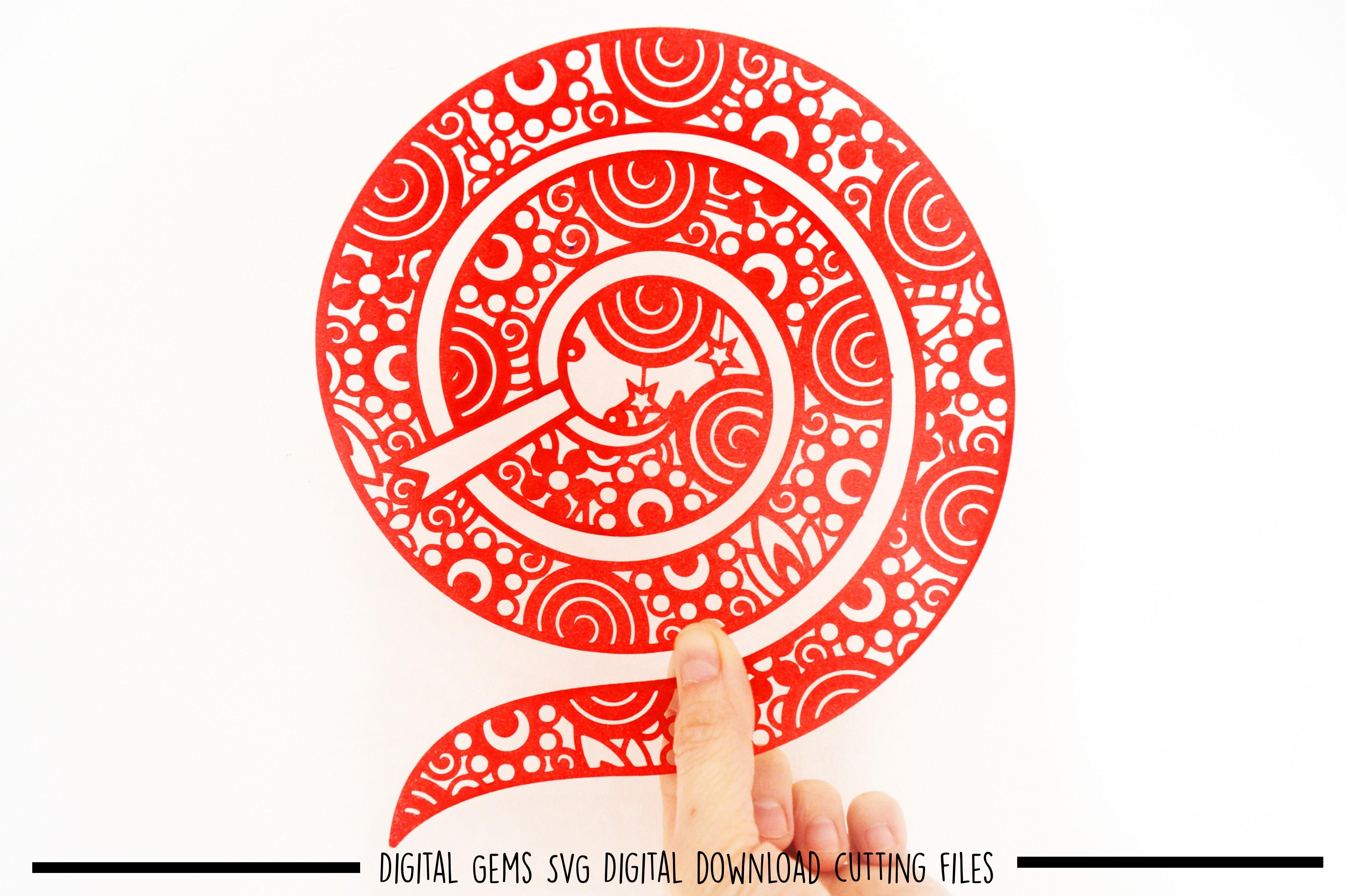 Snake Paper Cut Svg Dxf Eps Files 55464 Svgs Design Bundles