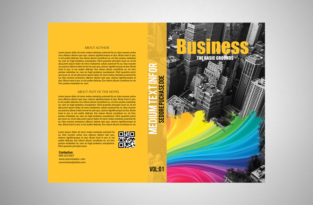 Business Book Cover example image 2