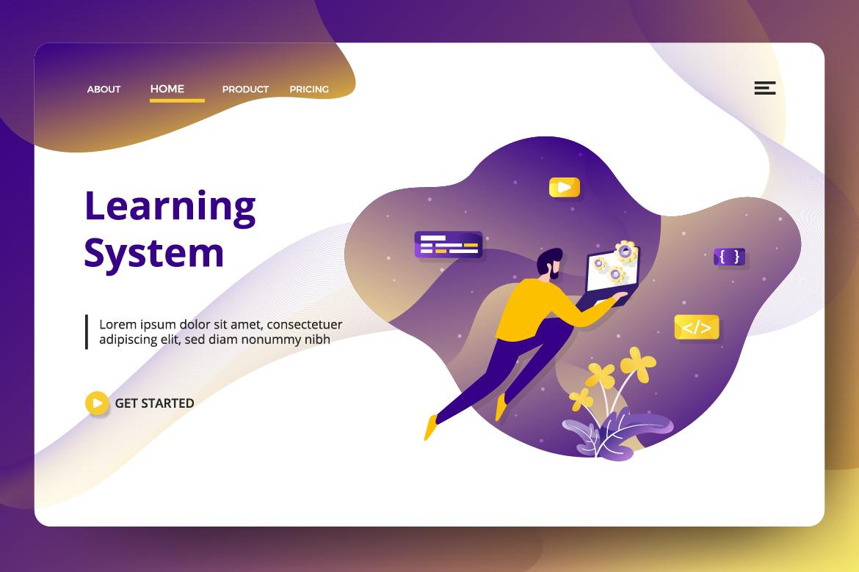 Education Online Vol 2 sets Illustration example image 5
