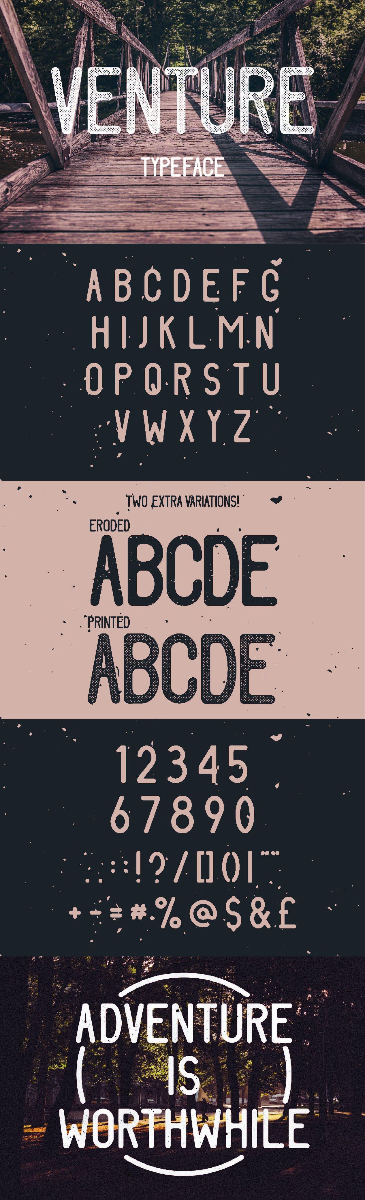 Typeface Bundle example image 8
