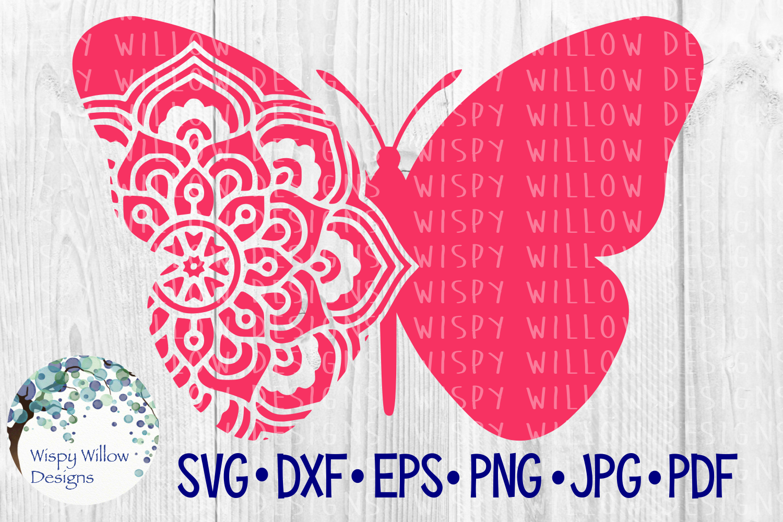 34 File Huge Mandala Animal SVG Cut File Bundle example image 12