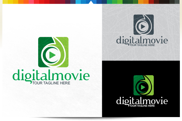 Digital Movie example image 1