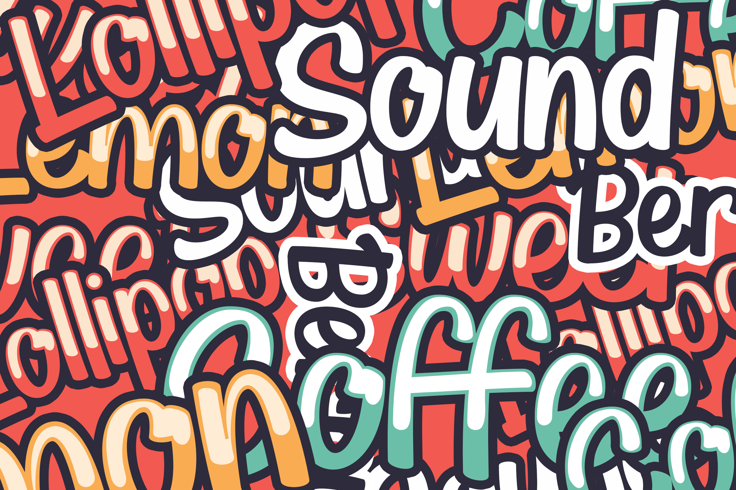 Thyeena Fonts & Illustration example image 11