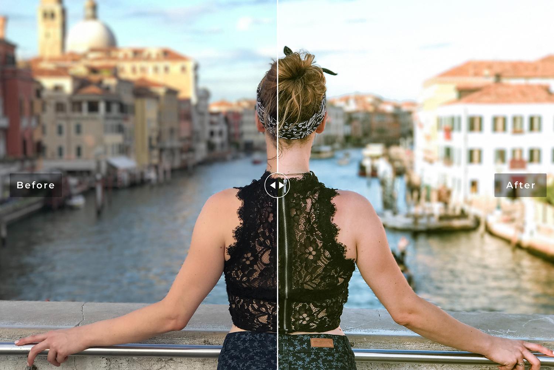 Venice Mobile & Desktop Lightroom Presets example image 3