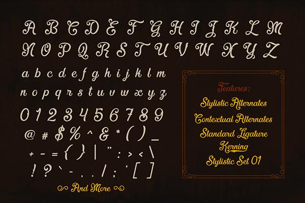 Fadli Script example image 4