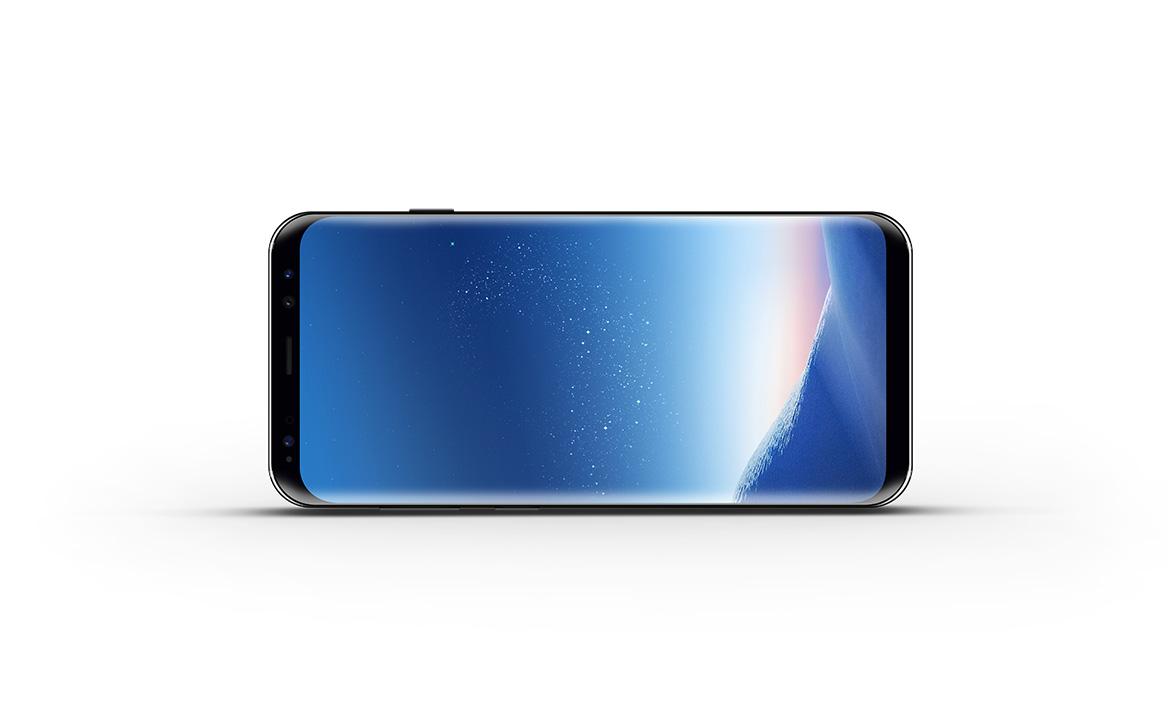 Samsung galaxy S8 mockup example image 2