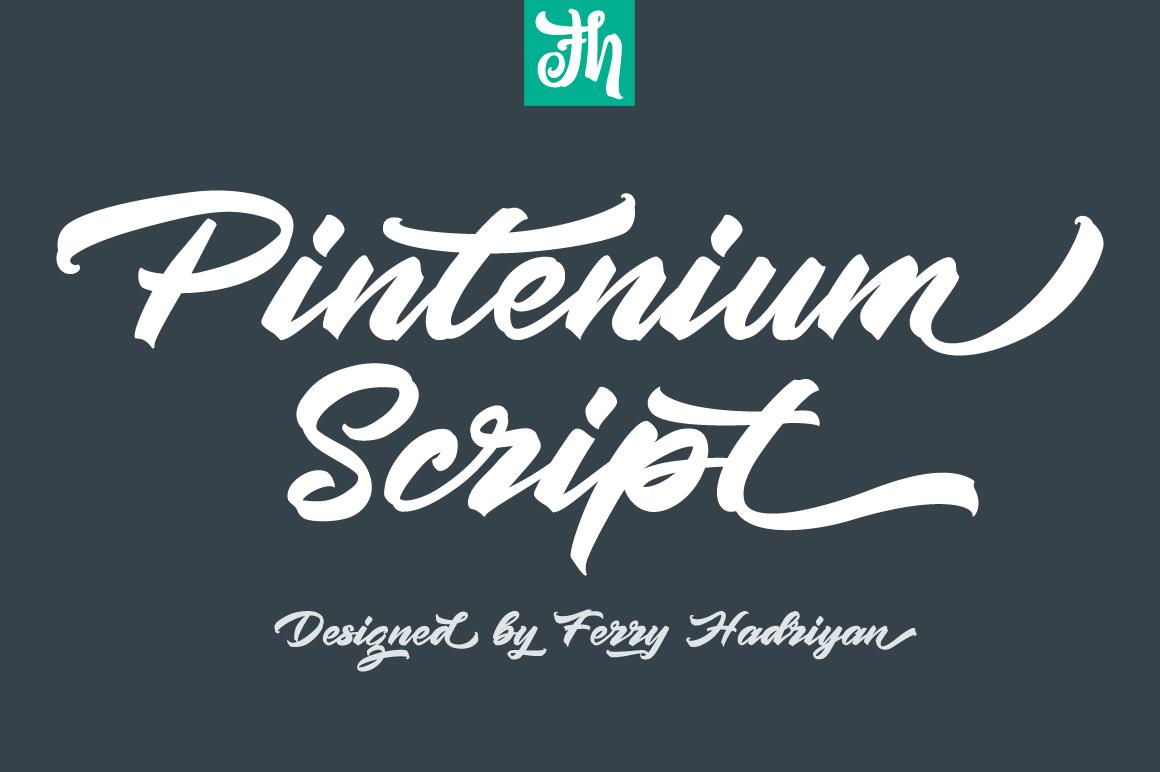 Pintenium Script example image 1