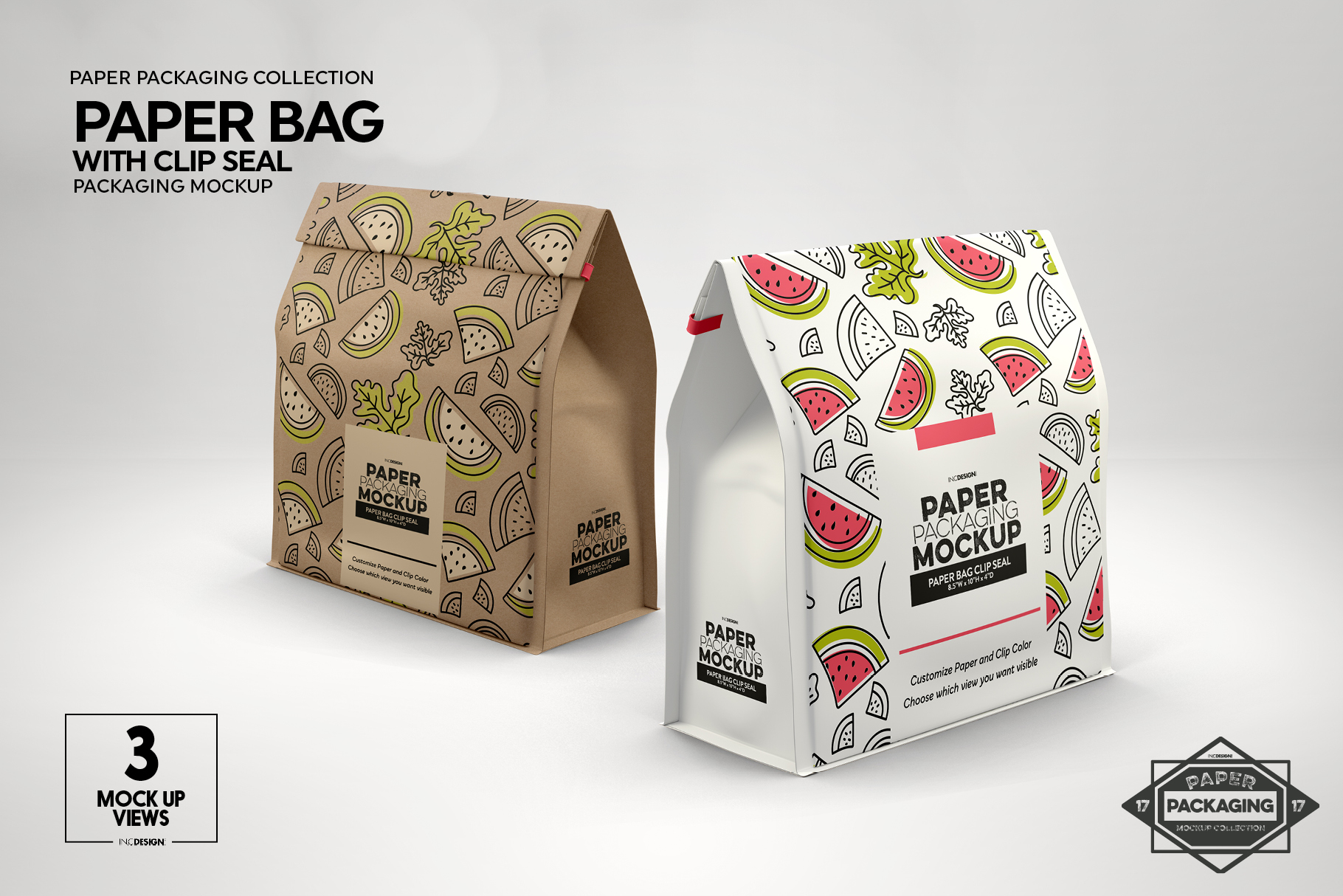 VOL. 17 Paper Box Packaging Mockups example image 7