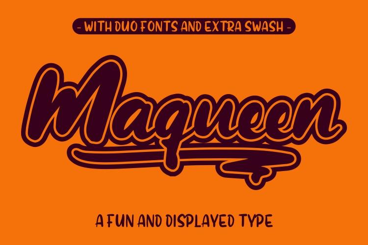 Maqueen example image 1