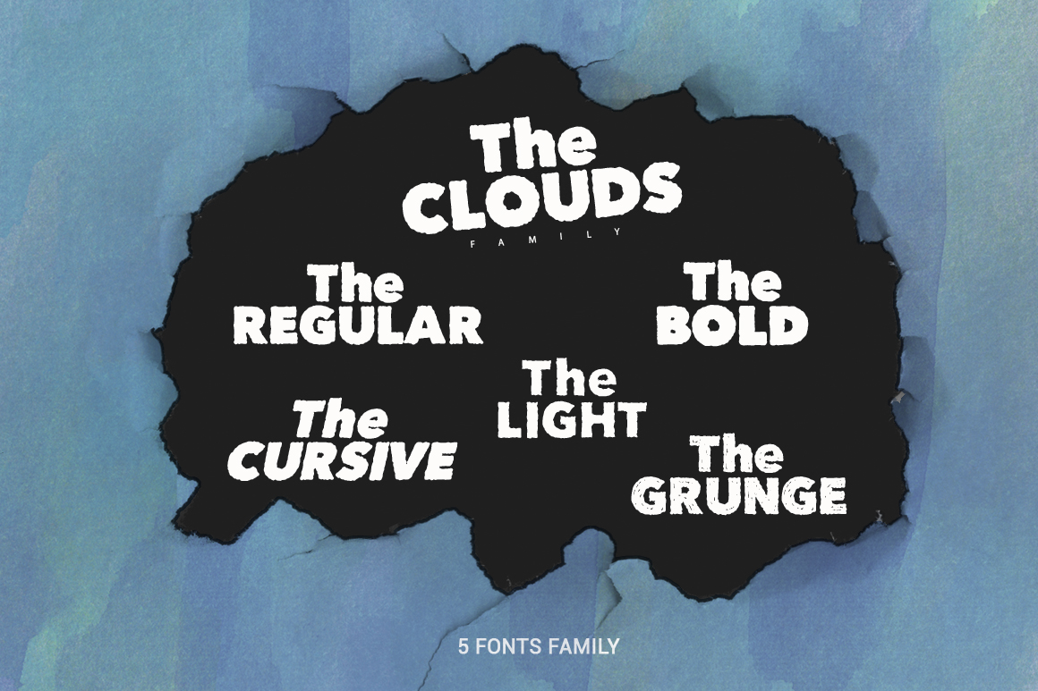 The Clouds Family example image 2