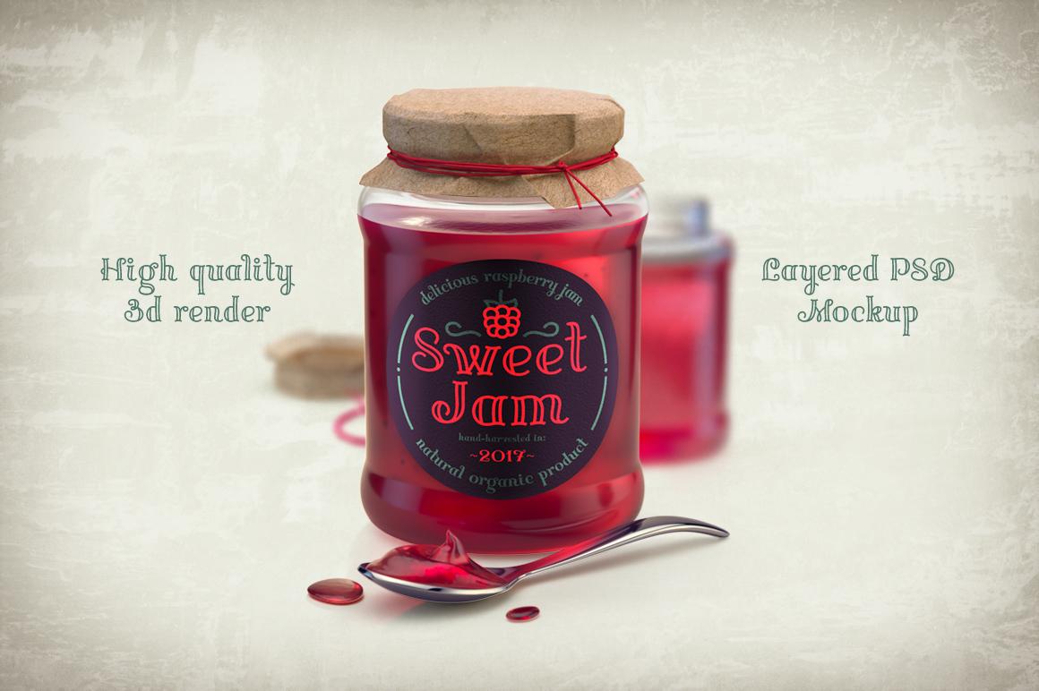 Jamish Font & Mockup example image 4