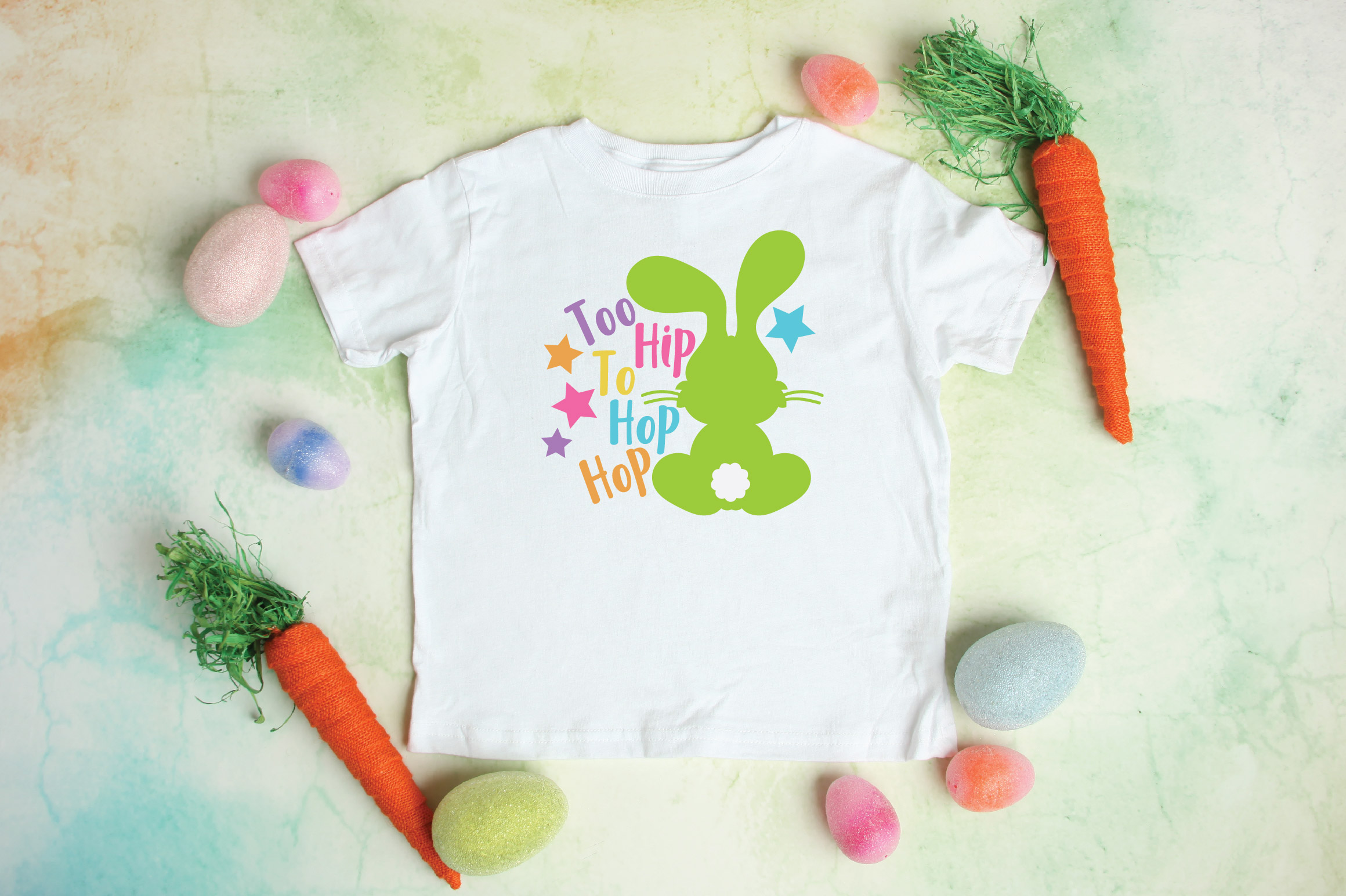 Easter SVG Bundle with 25 SVG Cut Files DXF EPS PNG AI JPG example image 6