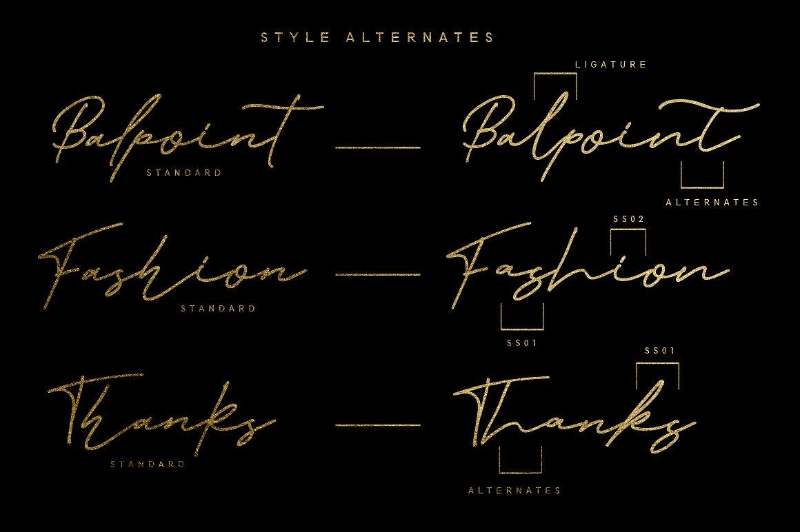 Baker Jackson Signature example image 4