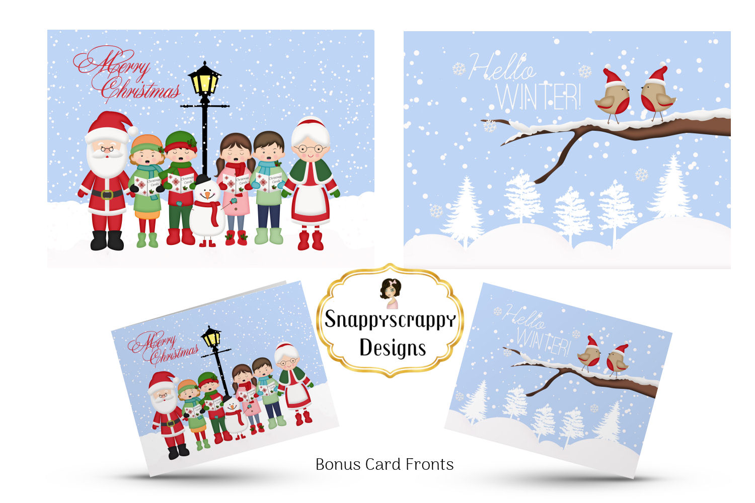 Christmas Clipart example image 5