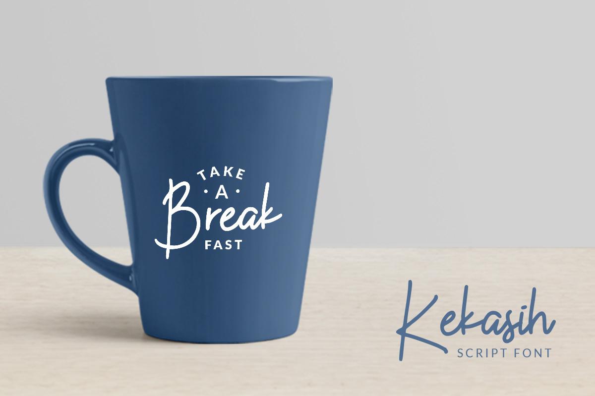 Kekasih - Shophisticated Signature Font example image 3