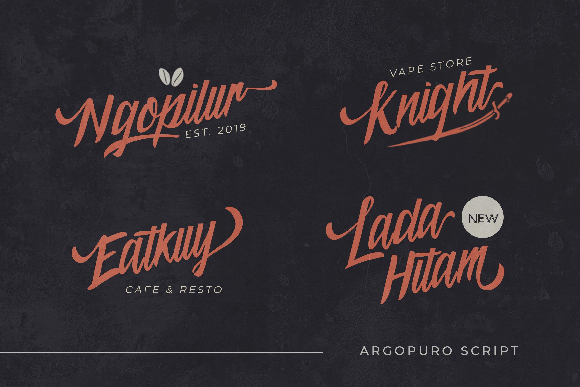 Argopuro Script example image 3