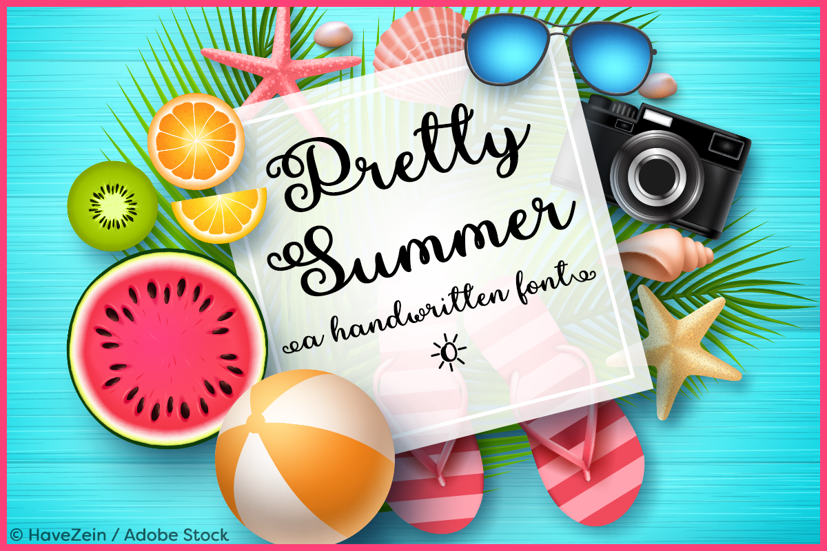 Pretty Summer example image 1
