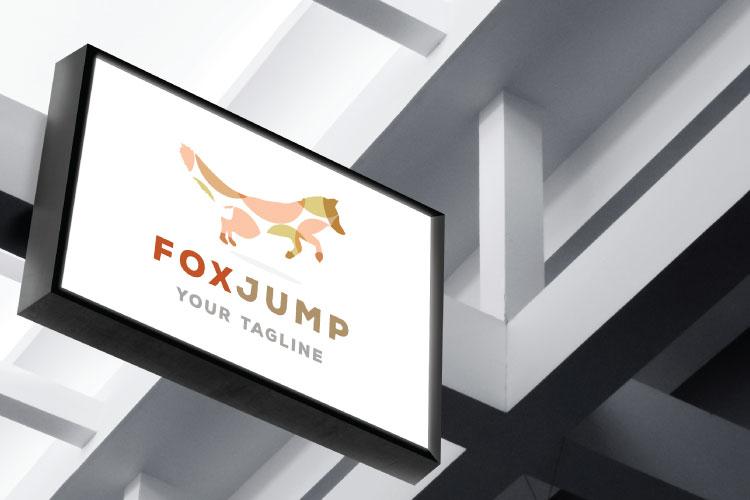 Fox Animal Logo Design example image 3