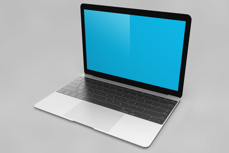 MacBook MockUp example image 7