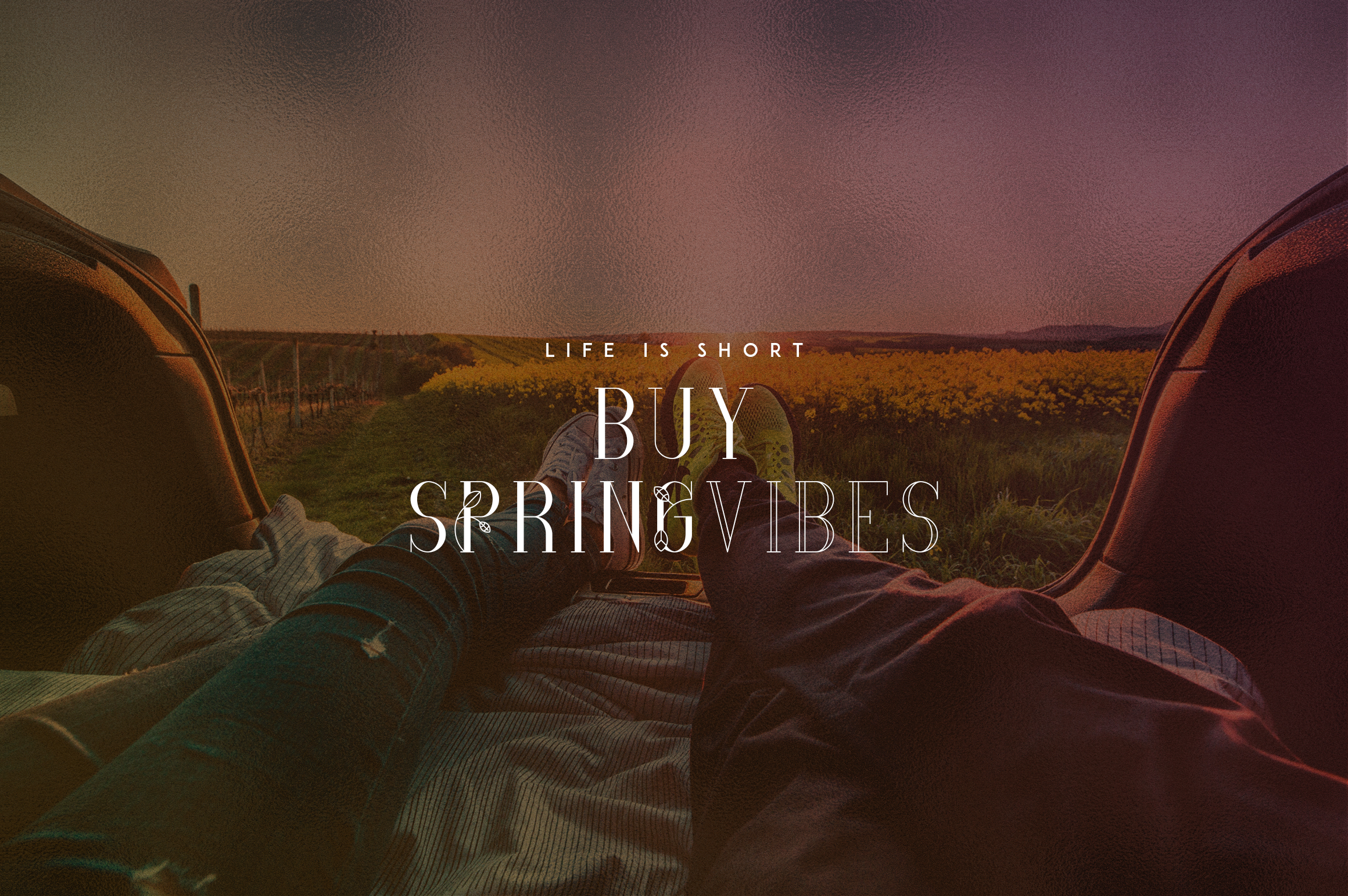 [Spring Vibes] Splendor Font example image 7