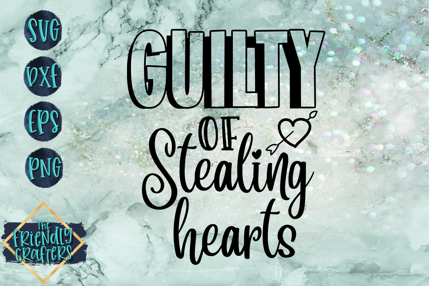 Guilty of Stealing Hearts example image 2