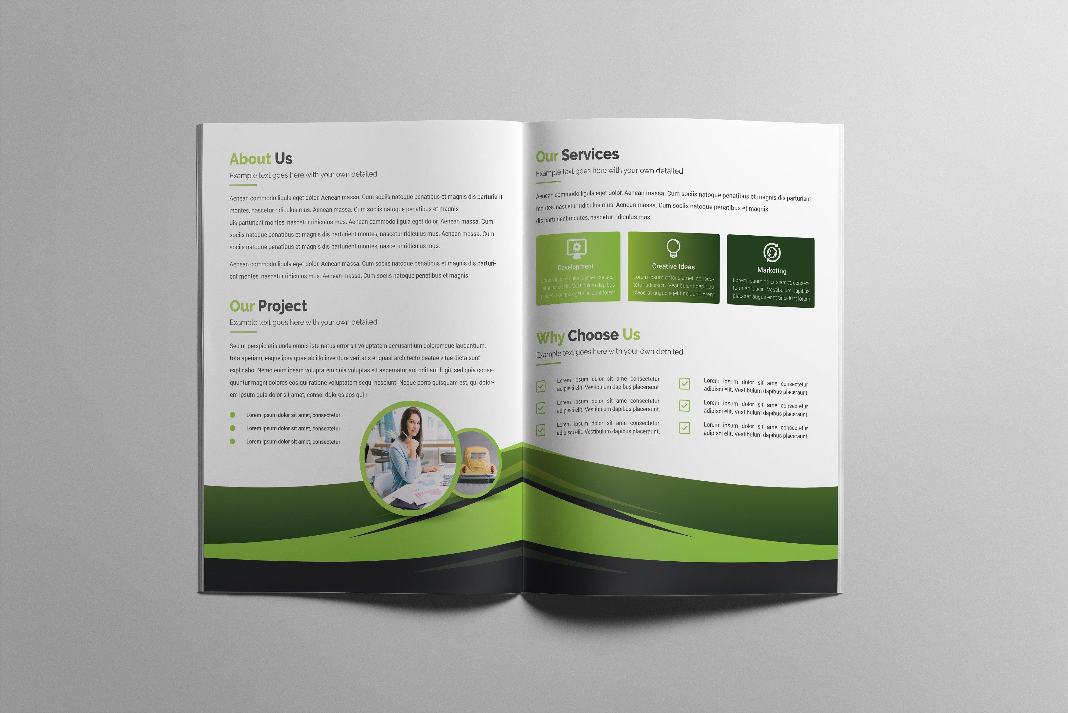 Bifold Brochure example image 6