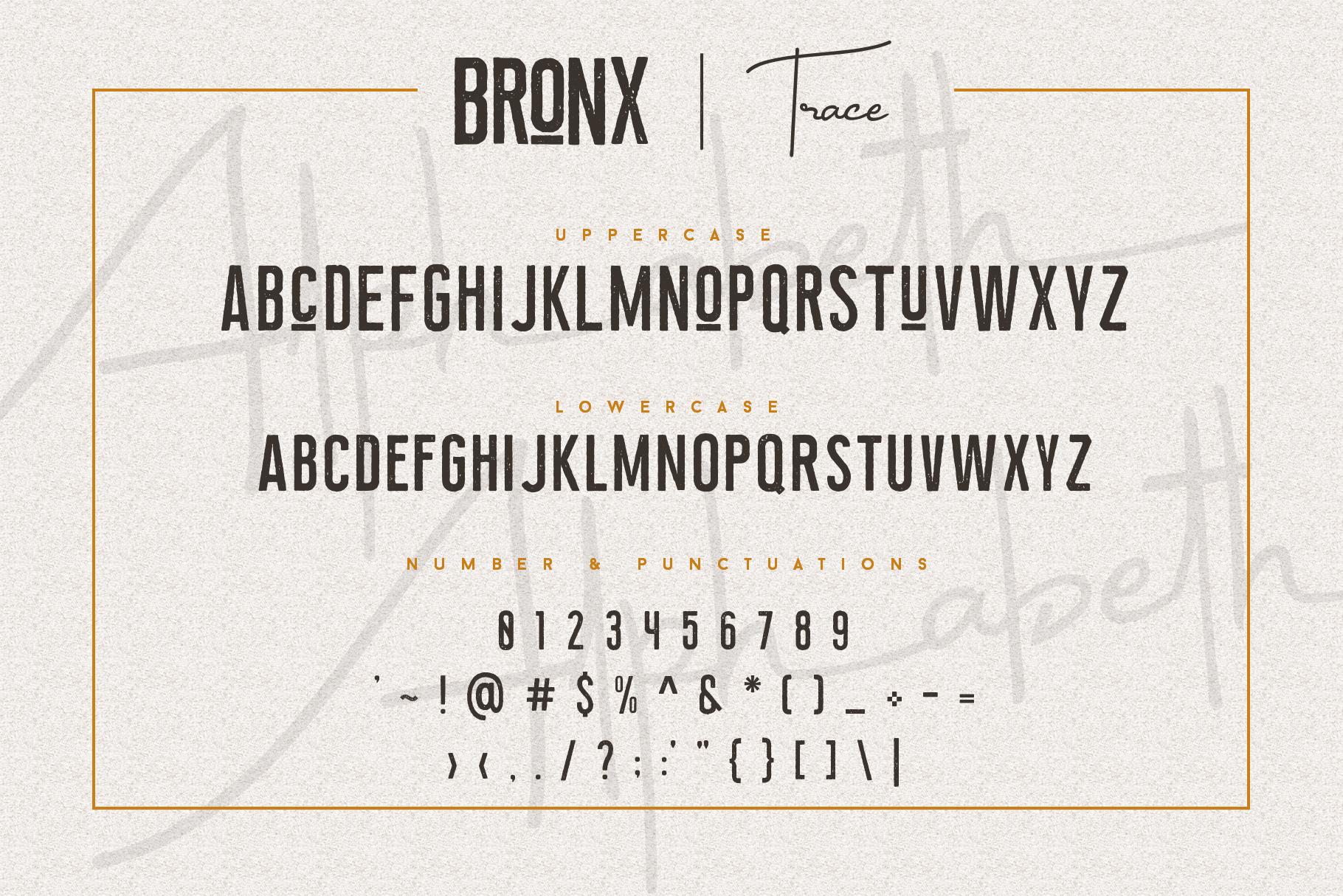 Bronx Simpul Sans-Script Font Duo example image 14