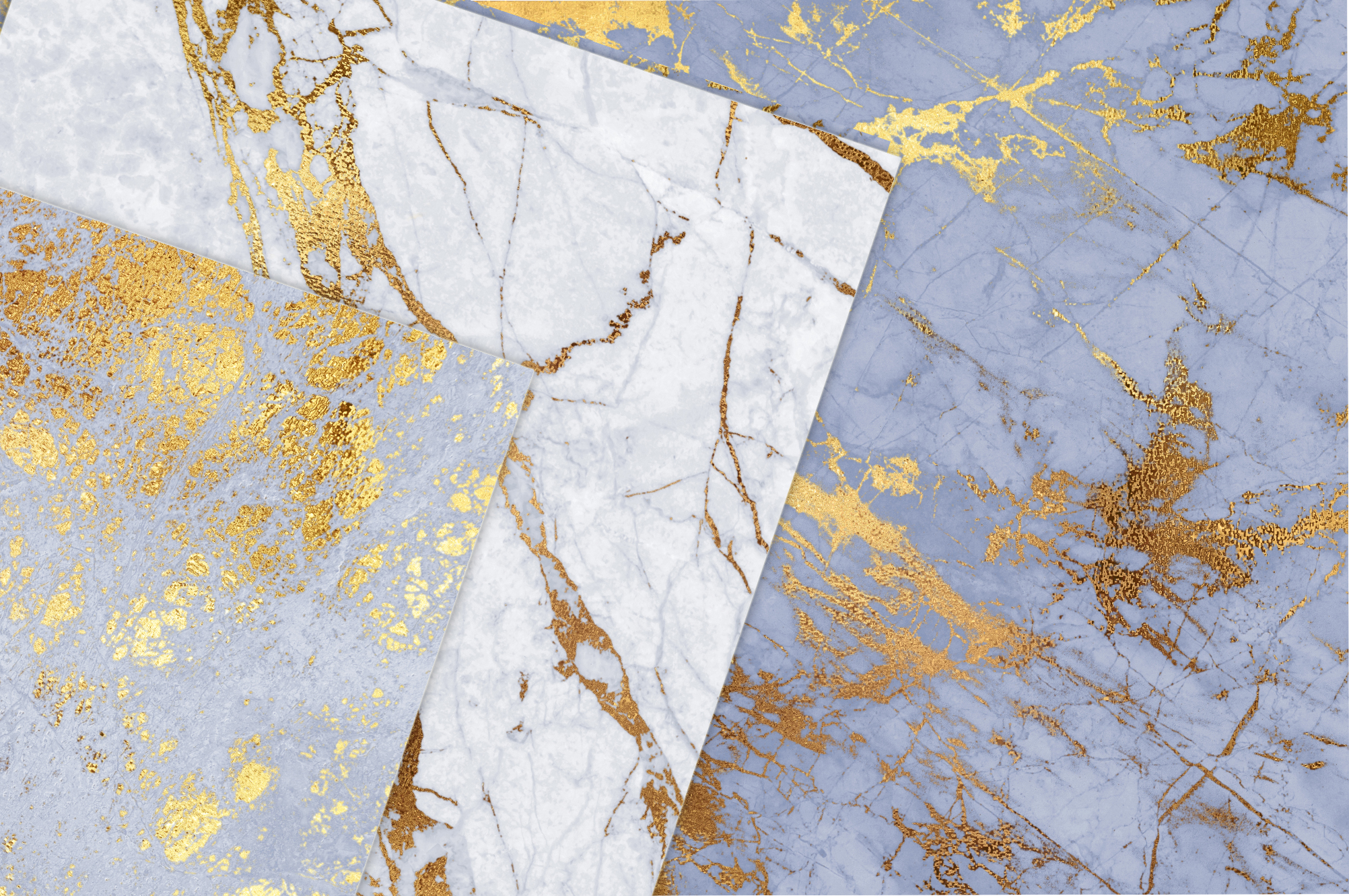 Gold Marble Textures example image 2