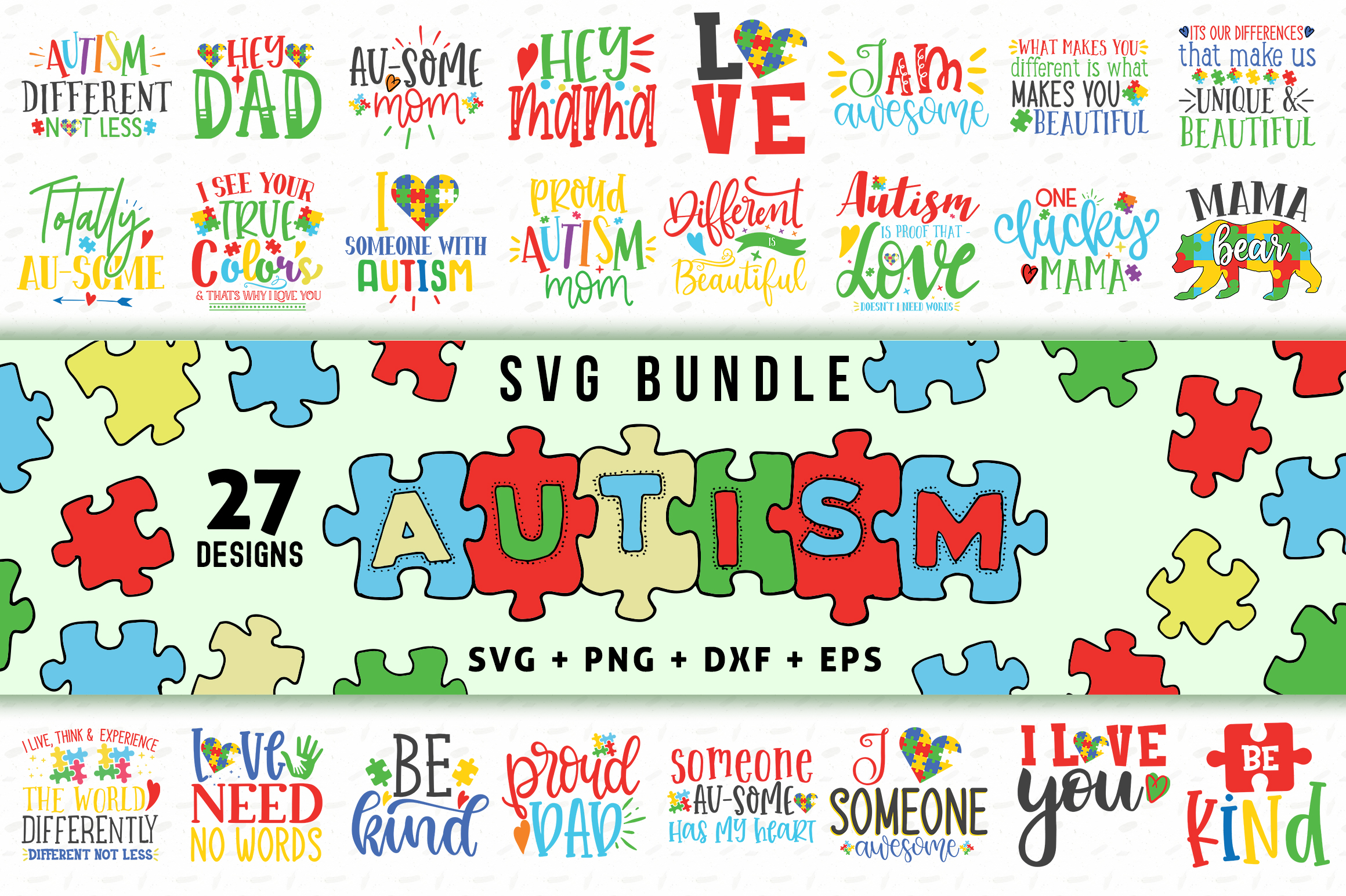 510 SVG DESIGN THE MIGHTY BUNDLE |32 DIFFERENT BUNDLES example image 11