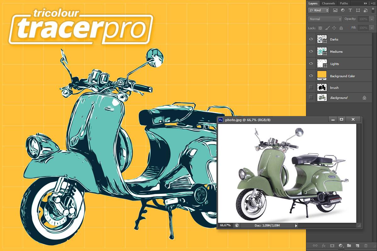 TracerPro example image 1